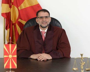 Сали Мурати нов претседател на Уставниот суд