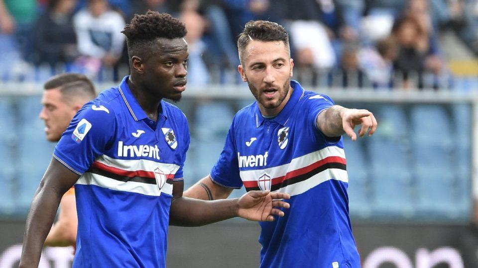 Навивачи на Рома со расистички навреди кон фудбалер на Сампдорија