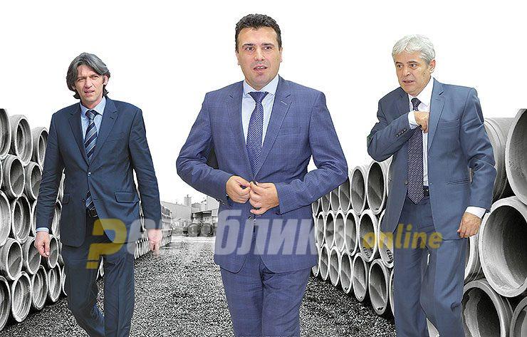 Неканет гостин: За Заев е притисок што Ахмети ги кани само албанските лидери на годишнината од Рамковниот договор