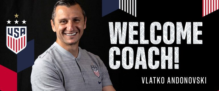 Македонец стана селектор на женската фудбалска репрезентација на САД