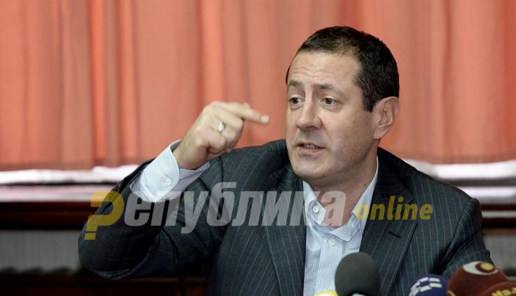 Близок соработник на Самсоненко причина за проблемите во РК И ФК Вардар