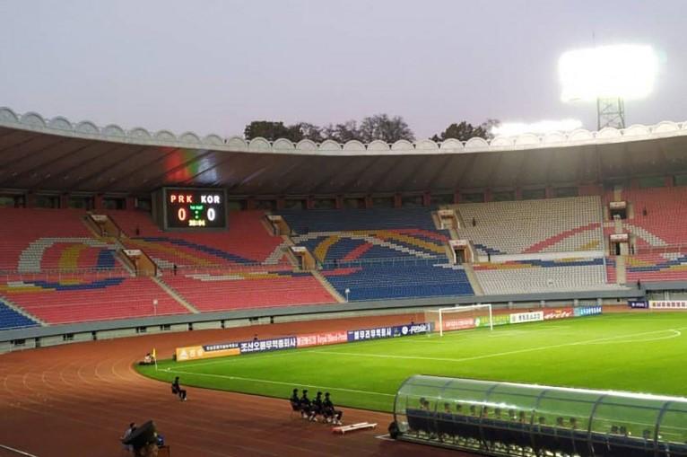 Северна и Јужна Кореја одиграа натпревар без голови, без публика и без пренос