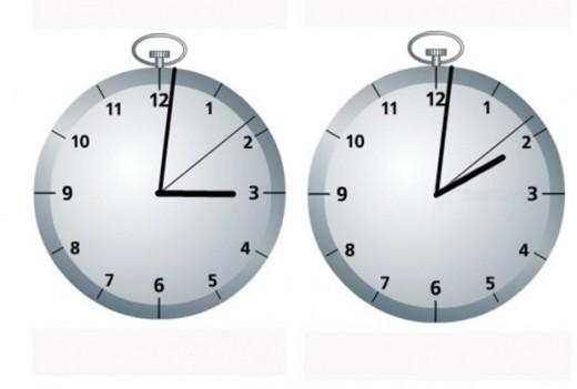 В сабота кон недела ги поместуваме стрелките на часовникот за еден час понапред