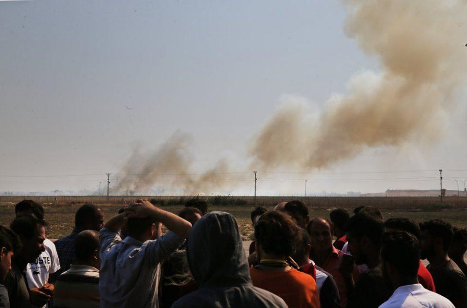 Курдите го прифаќаат договорот за примирје во Сирија