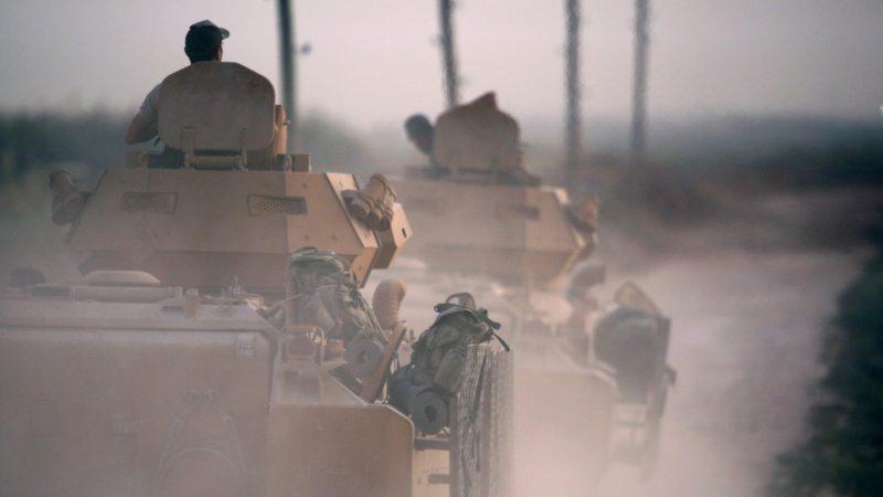 Ќе оди до крај: Ердоган најави дека операцијата во Сирија ќе трае се додека не биде надмината заканата