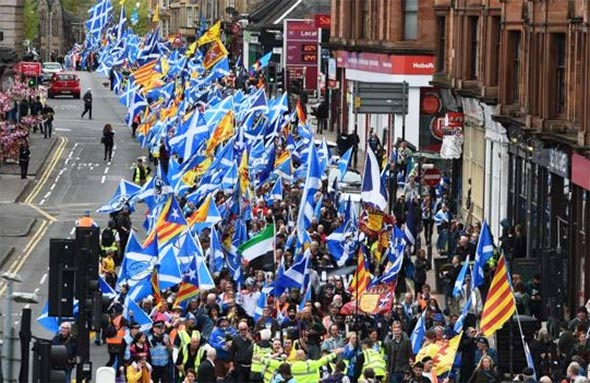 Шкотска подготвува референдум за независност во 2020 година