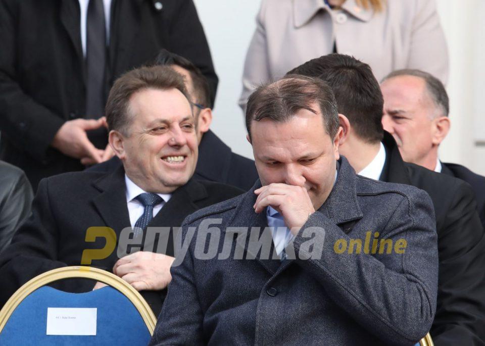 """""""Република"""" до Спасовски: Зошто МВР ги крие и во билтенот не се заведуваат настани во кои се жртви пратеници на СДСМ?"""