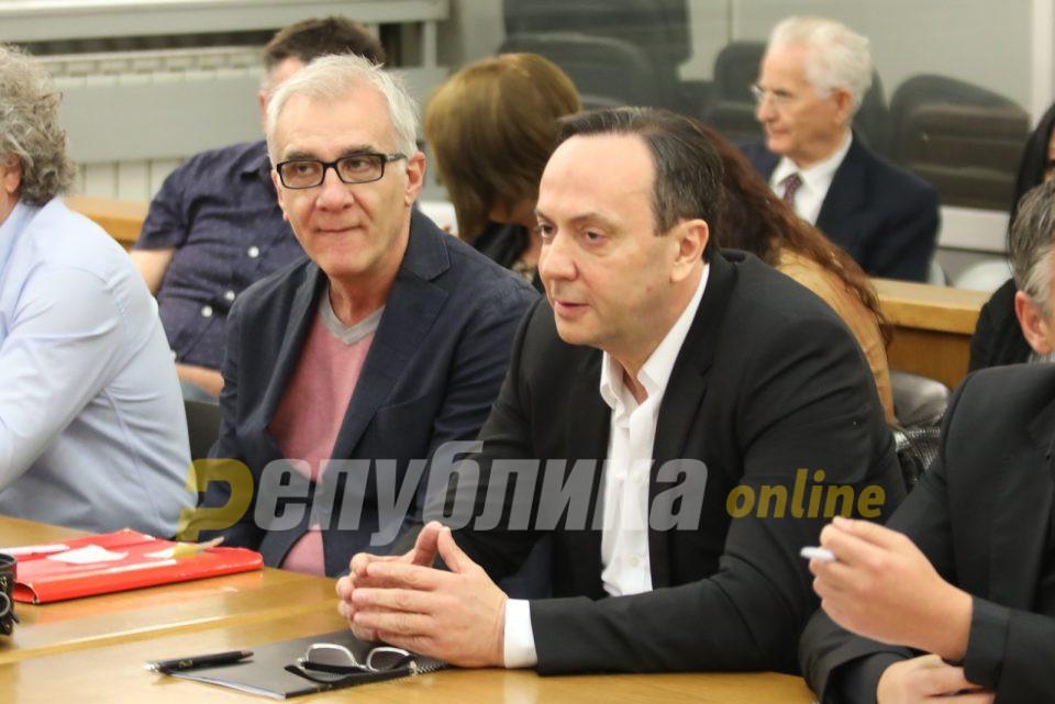 Кривичен вчера во 15 часот доставил предлог за притвор на Мијалков, решението било пратено до МВР во 18:30