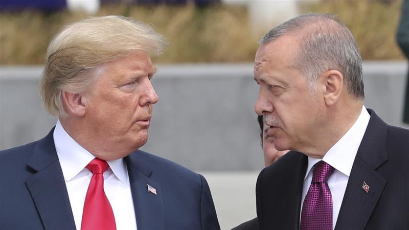Трамп ѝ се закани на Турција: Ќе ви ја уништам економијата