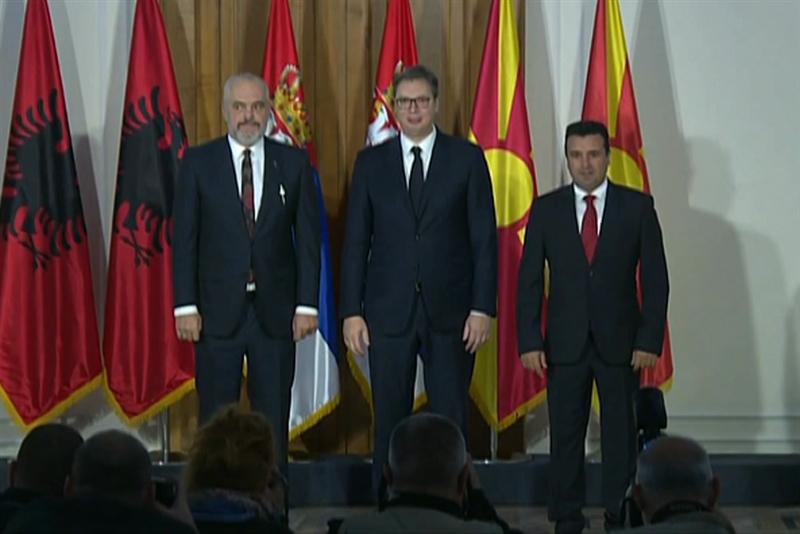 Заедничка декларација за четирите темелни слободи на ЕУ во земјите од Западен Балкан