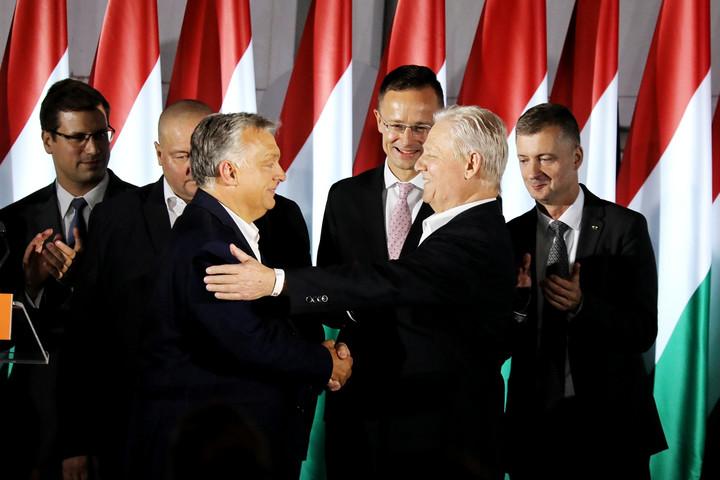 Фидес на Орбан победи на локалните избори во Унгарија