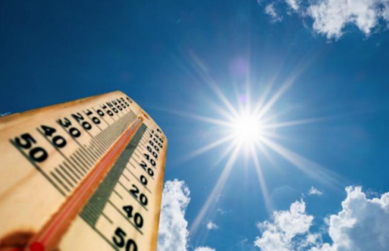 Летово регистрирани над 400 рекордни високи температури