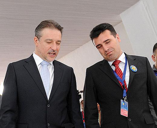 Заев: Можно е фракцијата на Црвенковски да победи на конгресот во СДСМ