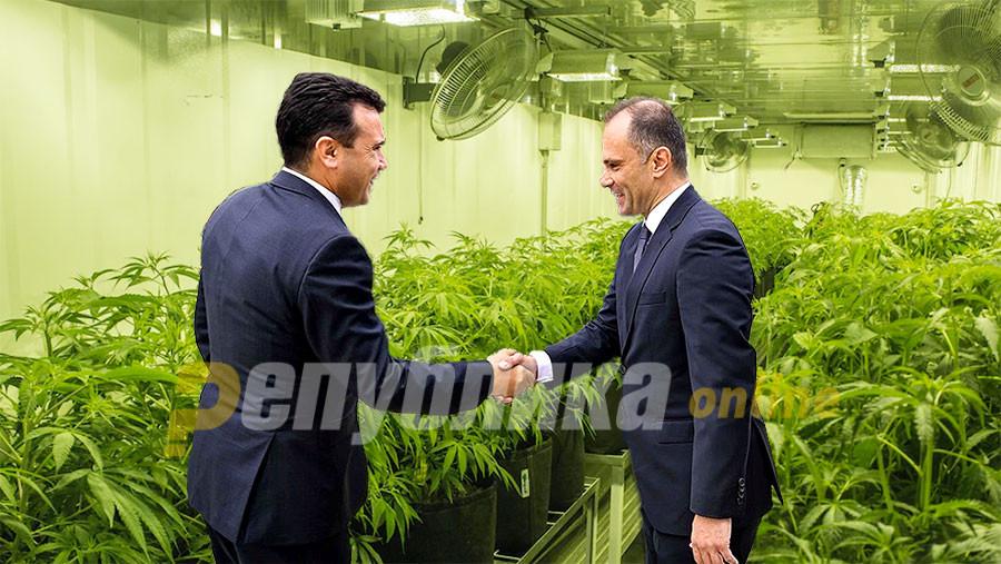 За Владата е приоритет: Законот за опојни дроги во Собрание со европско знаменце