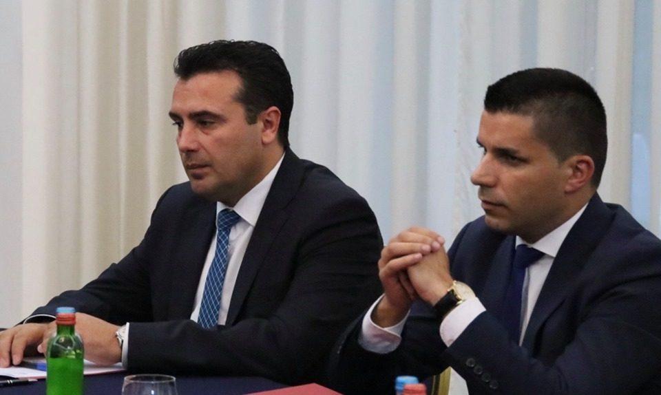 Заев и Николовски: Претходната власт ја всади корупцијата, ние направивме план за да ја искорениме
