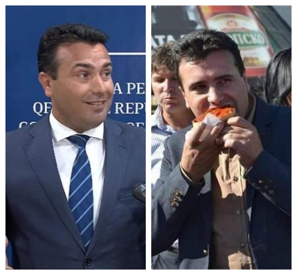 Се скараа премиерот и бизнисменот Заев за платата во плик