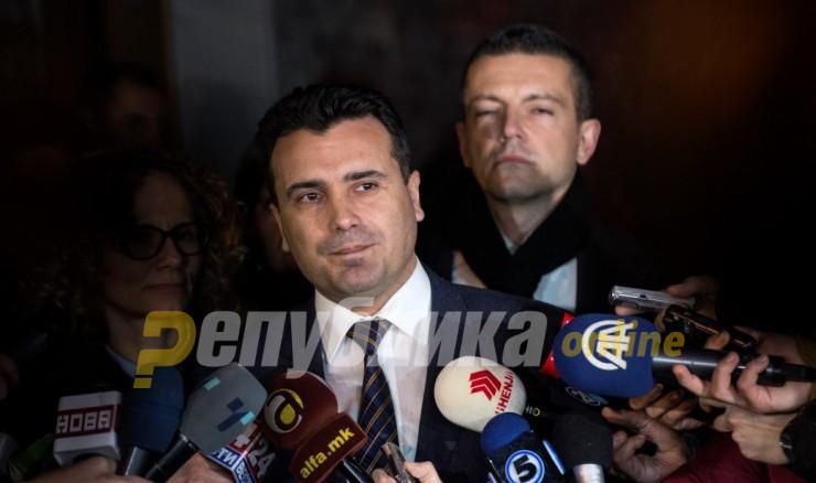 Заев се плаши од 100 дена опозициски министер во МВР
