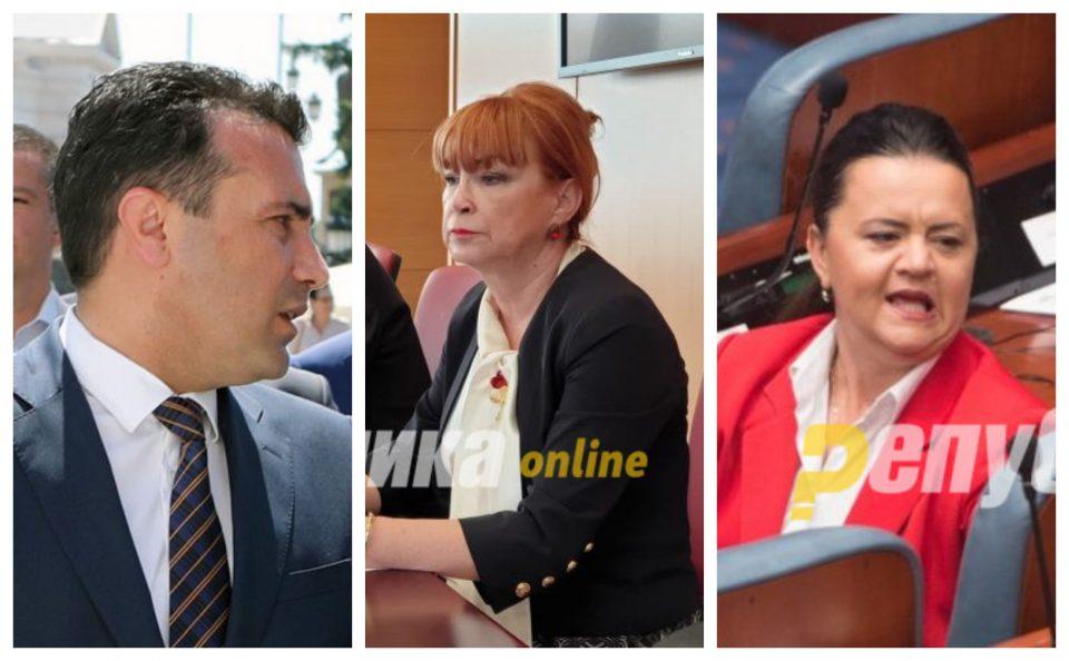 Нема поголем доказ за соработката меѓу Заев, Рускоска и Ременски од фактот дека Ременски ќе одлучува за Законот за ЈО