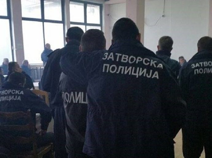 Матичната не го тестирала полицаецот од затворот Скопје, неговите колеги се во изолација