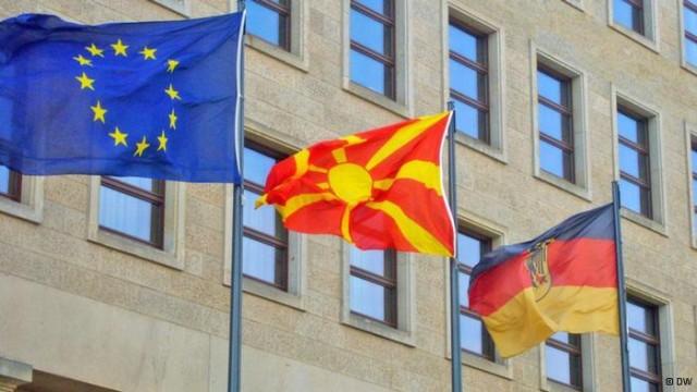 Германска амбасада: ЕУ да се држи до ветувањето, а Македонија да ги убеди сите дека местото и е во Унијата