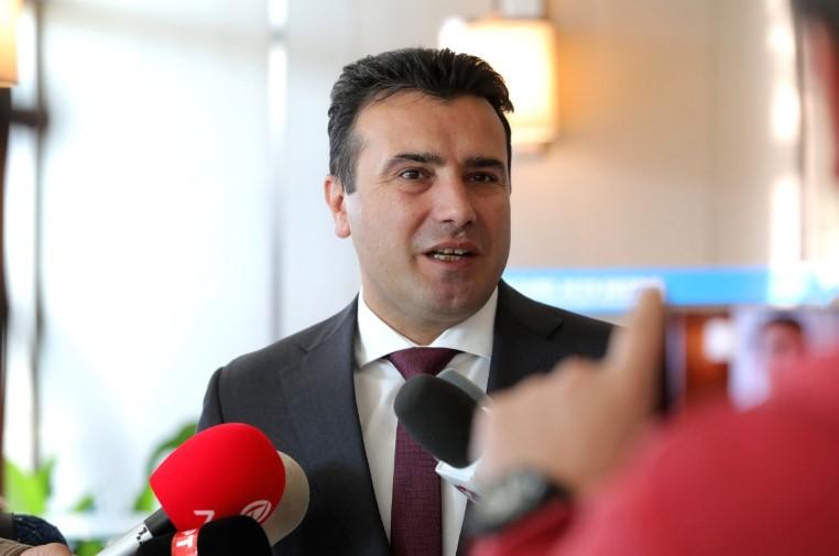 Премиерот во заминување Зоран Заев повторно награден во БиХ
