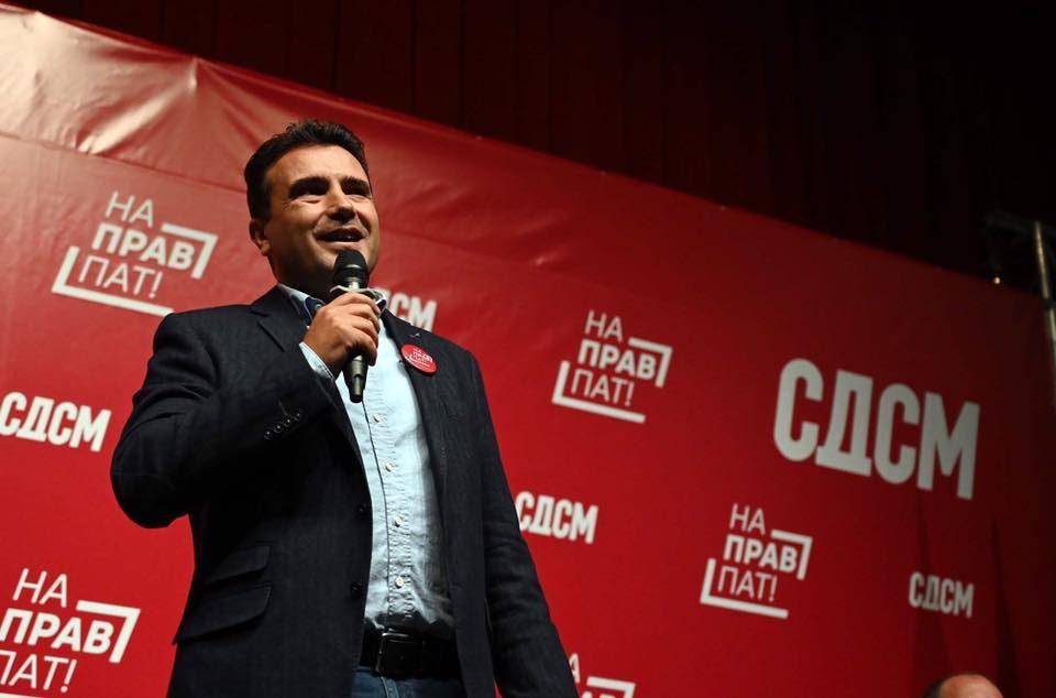 Заев од Куманово: ВМРО-ДПМНЕ имаат проблем со срцето, душата и петите