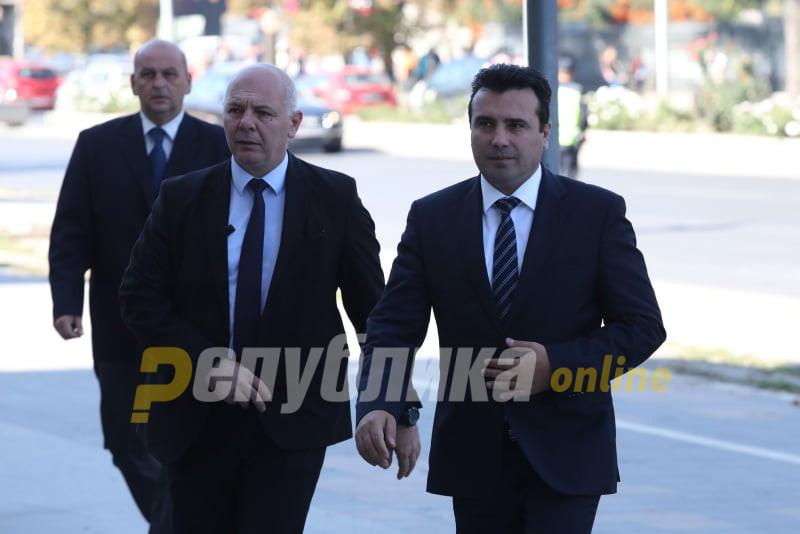 """Заев пристигна во Кривичен, сведочи за """"бомбите"""""""