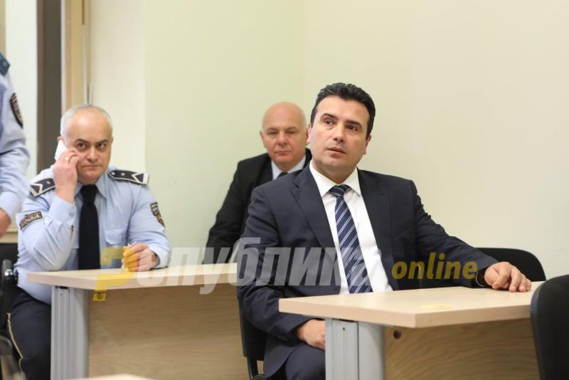 Мицкоски: Заев призна дека ја злоупотребил службената должност и диктирал пресуди на Врховен суд