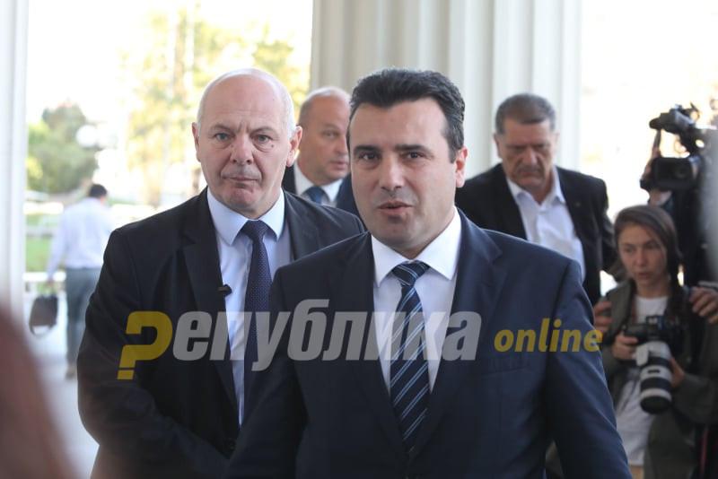 Заев: Не смееме да дозволиме да немаме Парламент за ратификација на Протоколот за НАТО