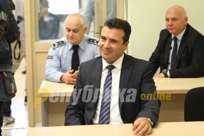 """Заев не е повикан за сведок во """"Рекет"""""""