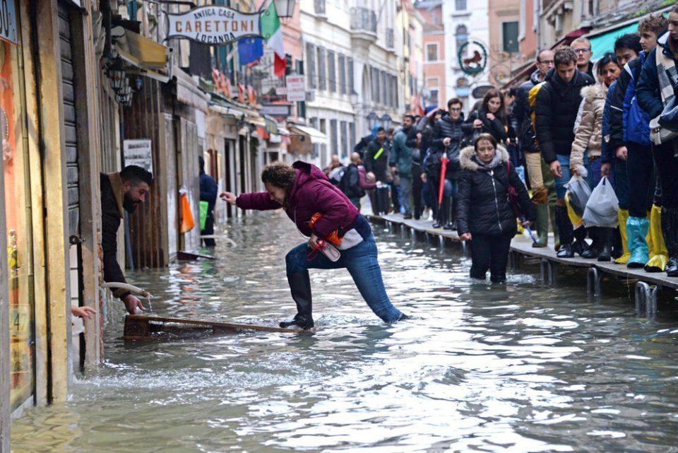 Ова се причините поради кои Венеција тоне сè повеќе