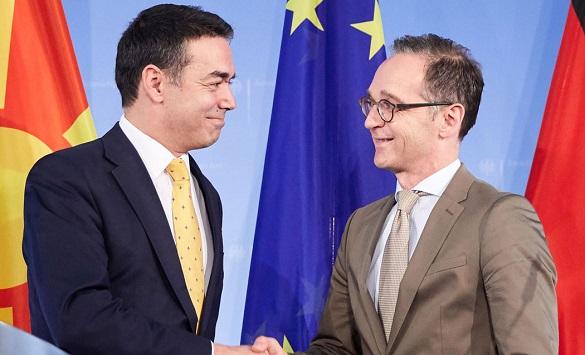 Хајко Мас во работна посета на Македонија, ќе се сретне со Димитров и Пендаровски