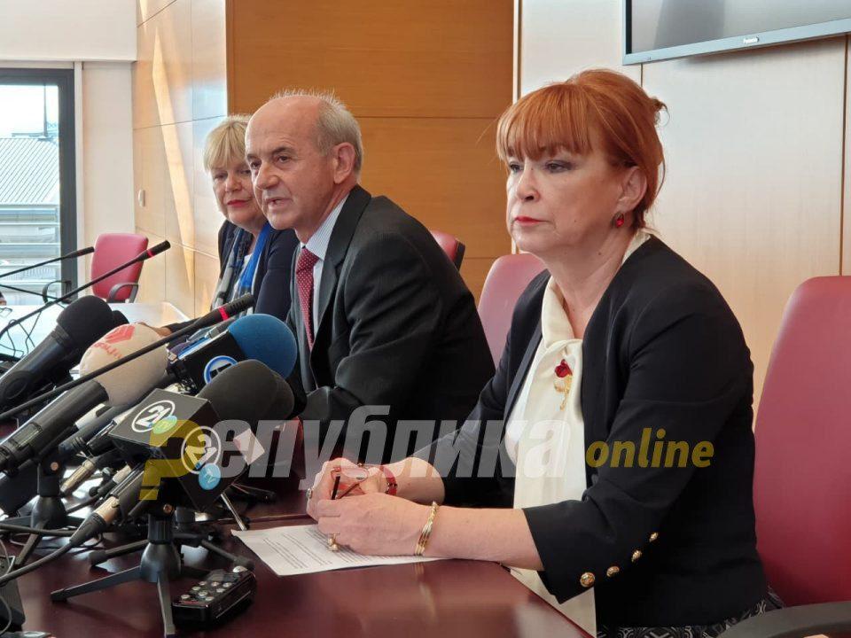Стоилковски: Јовевски и Русковска го претворија ЈО во марионета на Заев