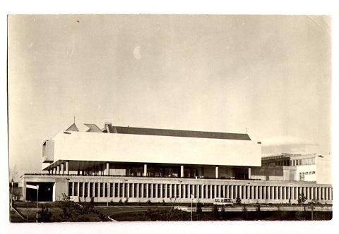 На денешен ден во 1970 година беше пуштена во употреба зградата на Музејот на современа уметност