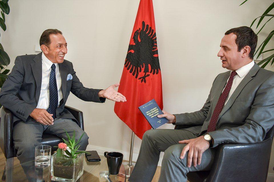 Блерим Река кандидат за министер за надворешни работи на Косово