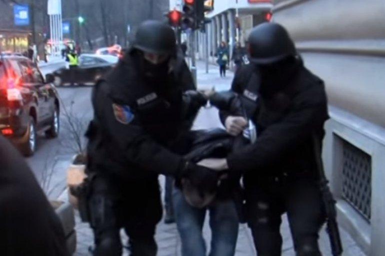 """Швајцарија: Уапсени членови на """"Пинк Пантер"""", меѓу кои и еден Македонец"""