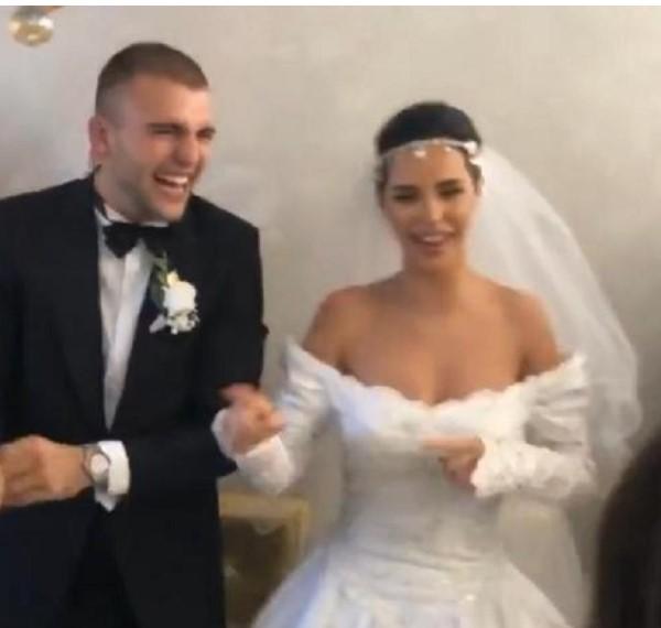 Ќе се роди уште еден Жељко Ражнатовиќ: Вељко и Богдана чекаат син