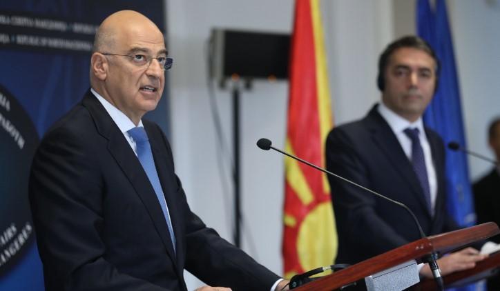 Грчкиот министер најави дека наскоро ќе има прва седница на комисијата за трговски марки