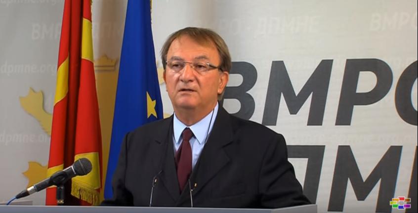 Чибишев за тврдењета на Исмајловска и Рангелова: Гнасна лага, никој не не условувал со гласање за името!