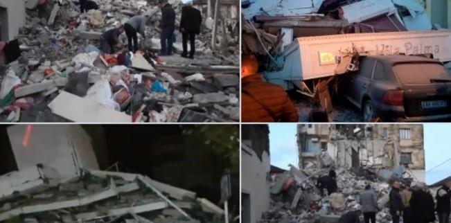 Погодените од земјотресот се уште чекаат да им се обноват домовите, Рама им порача да бидат трепеливи