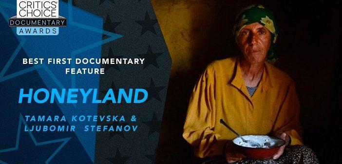 """Награди од филмските критичари за """"Медена земја"""" и Атиџе во Њујорк"""