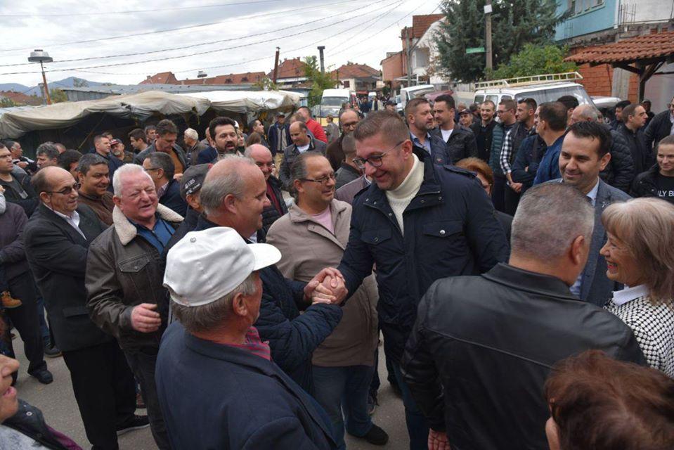 Мицкоски од Радовиш: Вината за лошиот живот има име и презиме, се вика Зоран Заев!