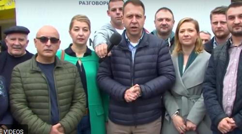 Јанушев: На лагите и на криминалот им нема крај, но обновата доаѓа, Заев заминува!
