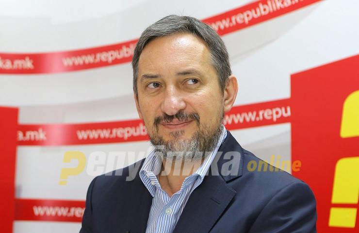Љубчо Георгиевски бара ДИК да ги исклучи СДСМ и ВМРО-ДПМНЕ од претстојните избори