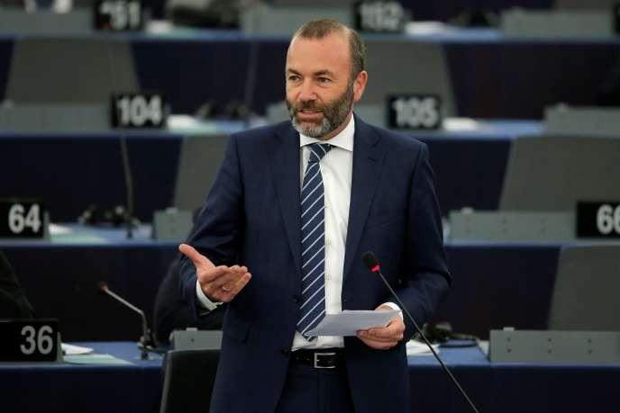 Манфред Вебер: Ова е лудило – Турција преговара со ЕУ, а Македонија не може!