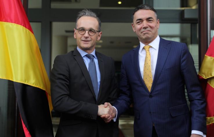 Мас:  Сакаме ЕУ да го одржи зборот кон Македонија и Албанија