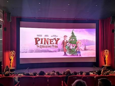 """Холивудска премиера на анимираниот филм  """"Пајни: осамената елка""""на кој работеше македонското студио """"В Хаус анимејшн"""""""