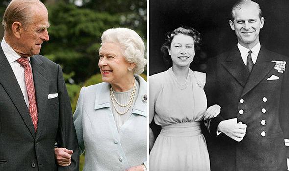 Кралицата Елизабета и принцот Филип денеска прославуваат 72 години брак