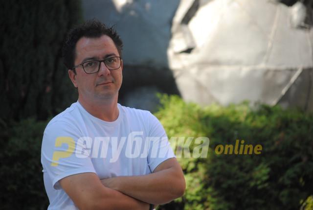 Русе Арсов останува в.д. директор на МКЦ, Град Скопје го поништи конкурсот