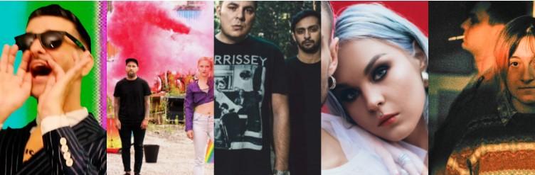 Најдобрите 20 млади европски бендови на шестата ПИН Музичка конференција